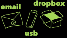 UMAL2M__How_to_contribute — email, usb, dropbox