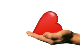 give heart